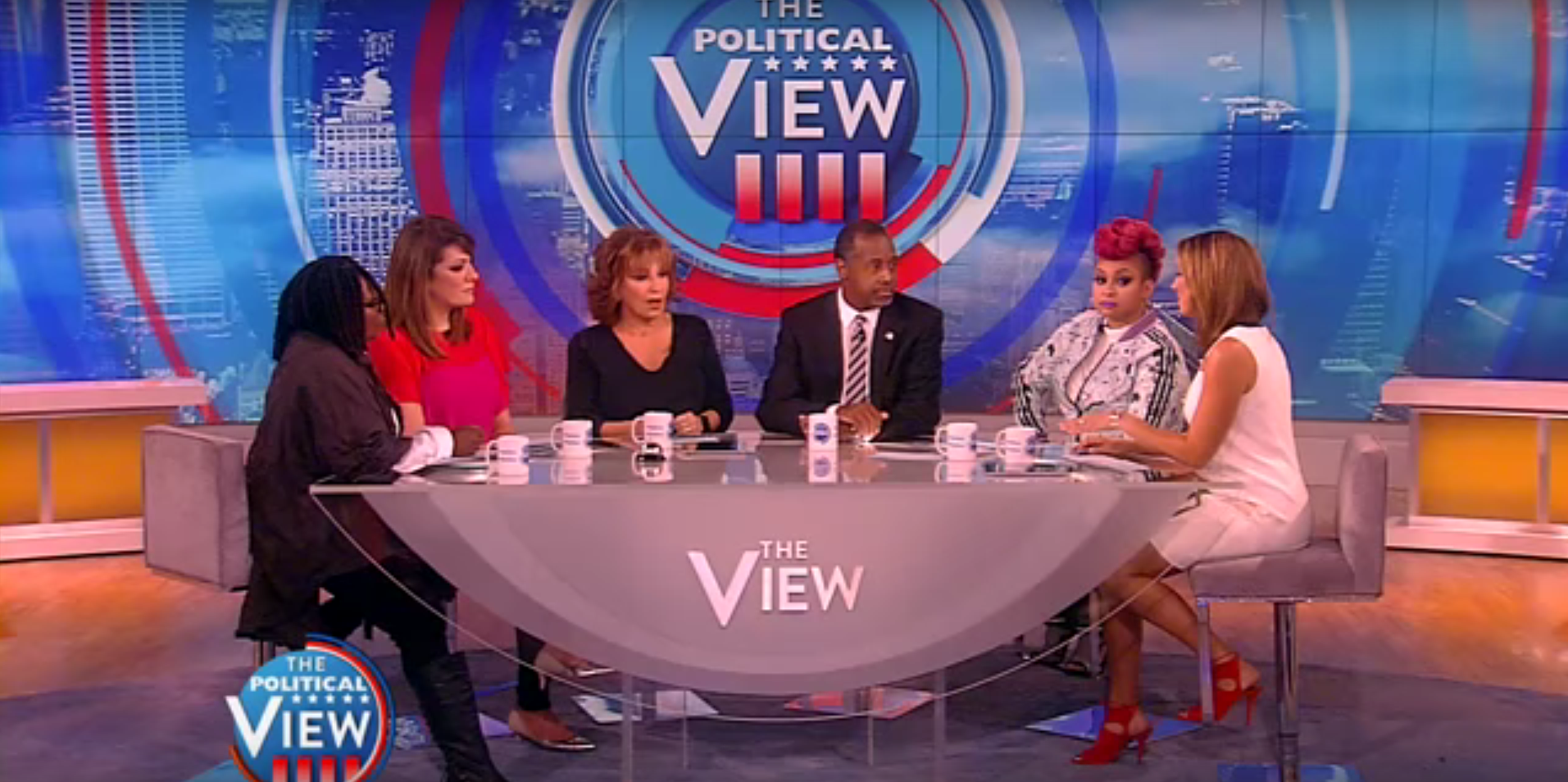 VIDEO: Dr. Ben Carson on Gun Control (The View)