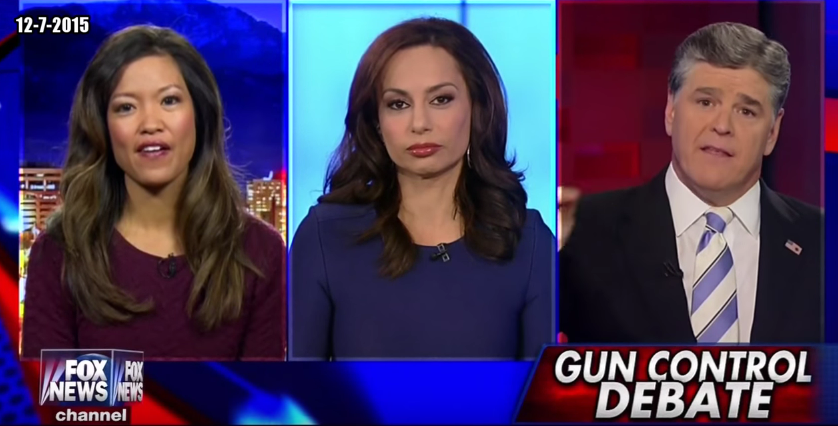 GUN CONTROL DEBATE: Michelle Malkin vs. Julie Roginsky (Video)