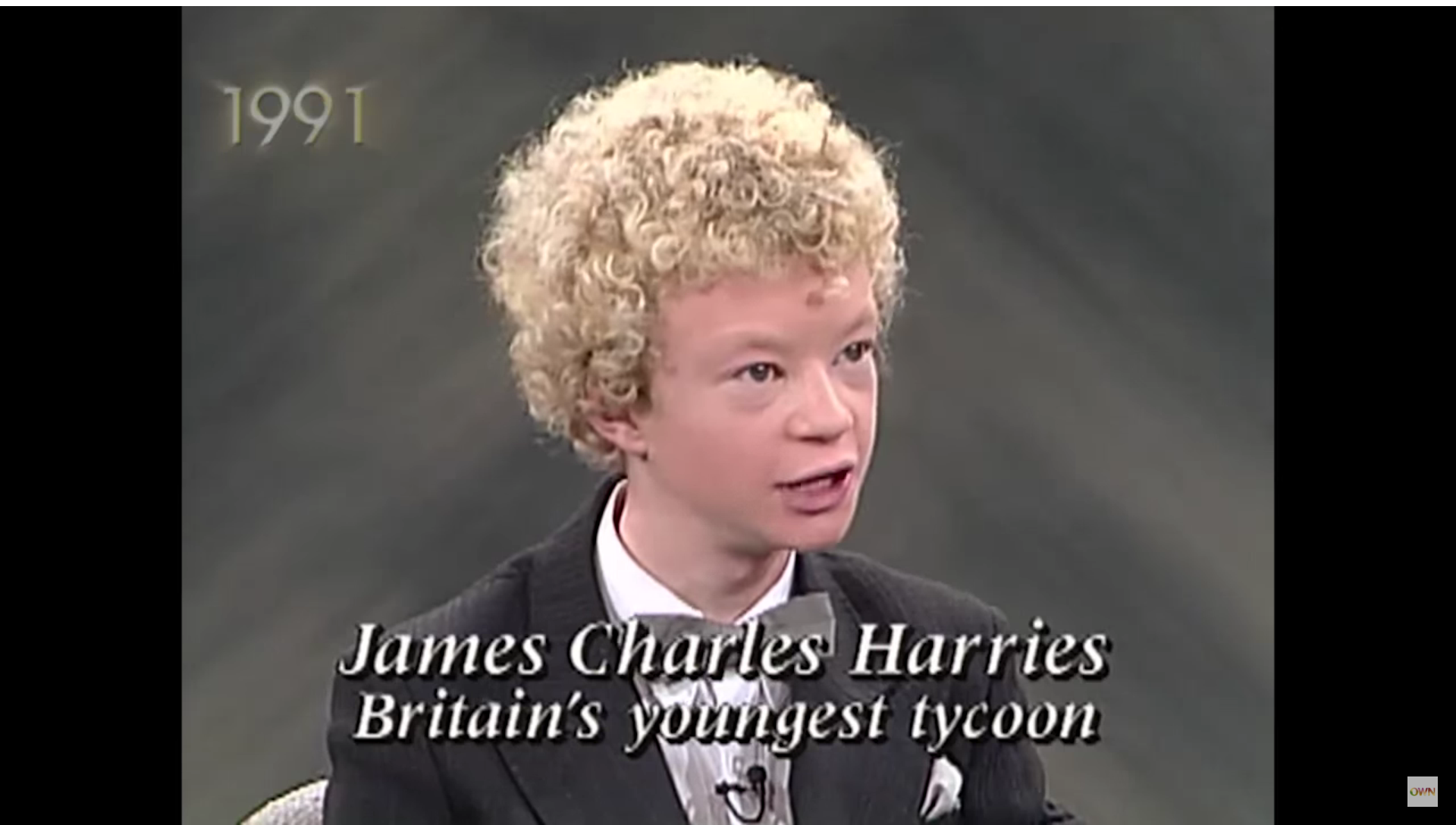 Oprah Interviewed a Child Prodigy in 1991... WHERE IS HE NOW IN 2015?