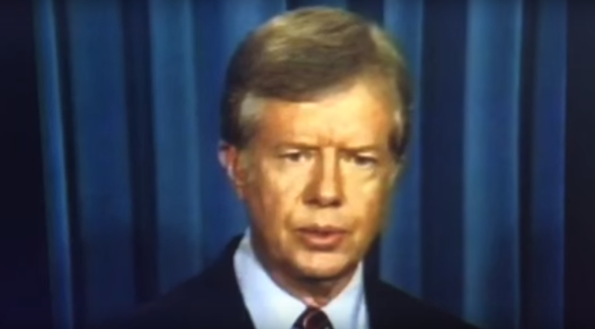 VIDEO: Jimmy Carter Bans Iranian Immigrants, Deports Students in Crisis