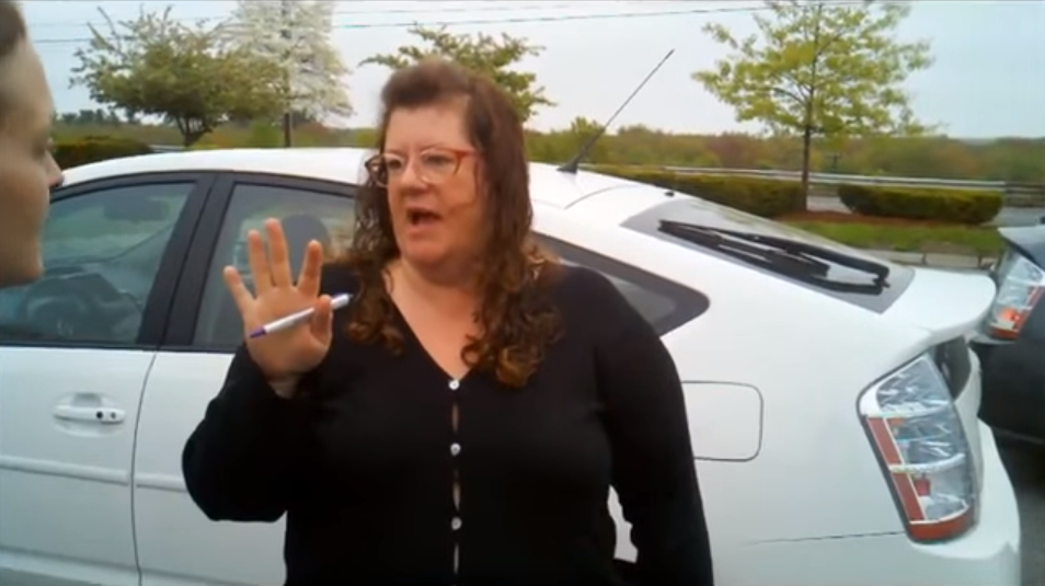 Prius Owner Has a Meltdown Over Farm Family Driving a Truck (Video)