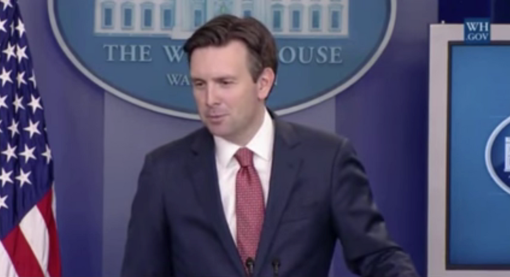 The White House Can't Answer Basic Gun Control Questions (Video)
