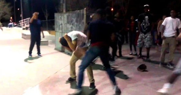 Police release raw VIDEO of the Deadly Albuquerque Skate Park Shooting