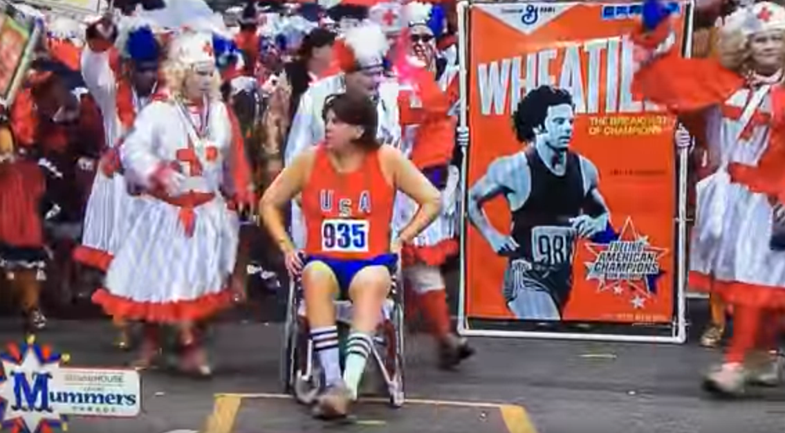 Philadelphia Parade Makes Fun of Bruce / Caitlyn Jenner