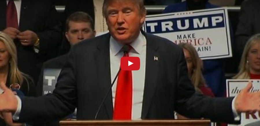 Trump: Hillary Created Created ISIS with Obama (Video)