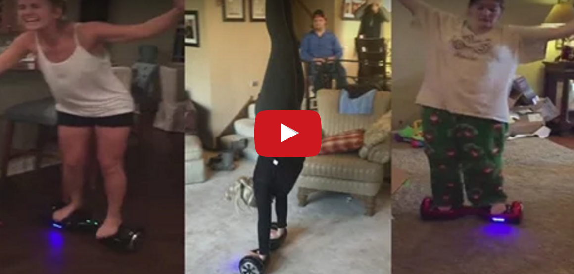More Falling... Less Hovering (Hoverboard FAIL Compilation)