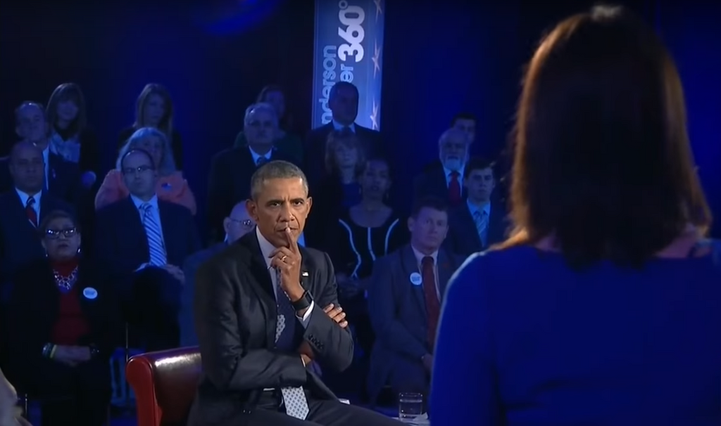Watch the widow of Chris Kyle Challenge President Obama on Gun Control