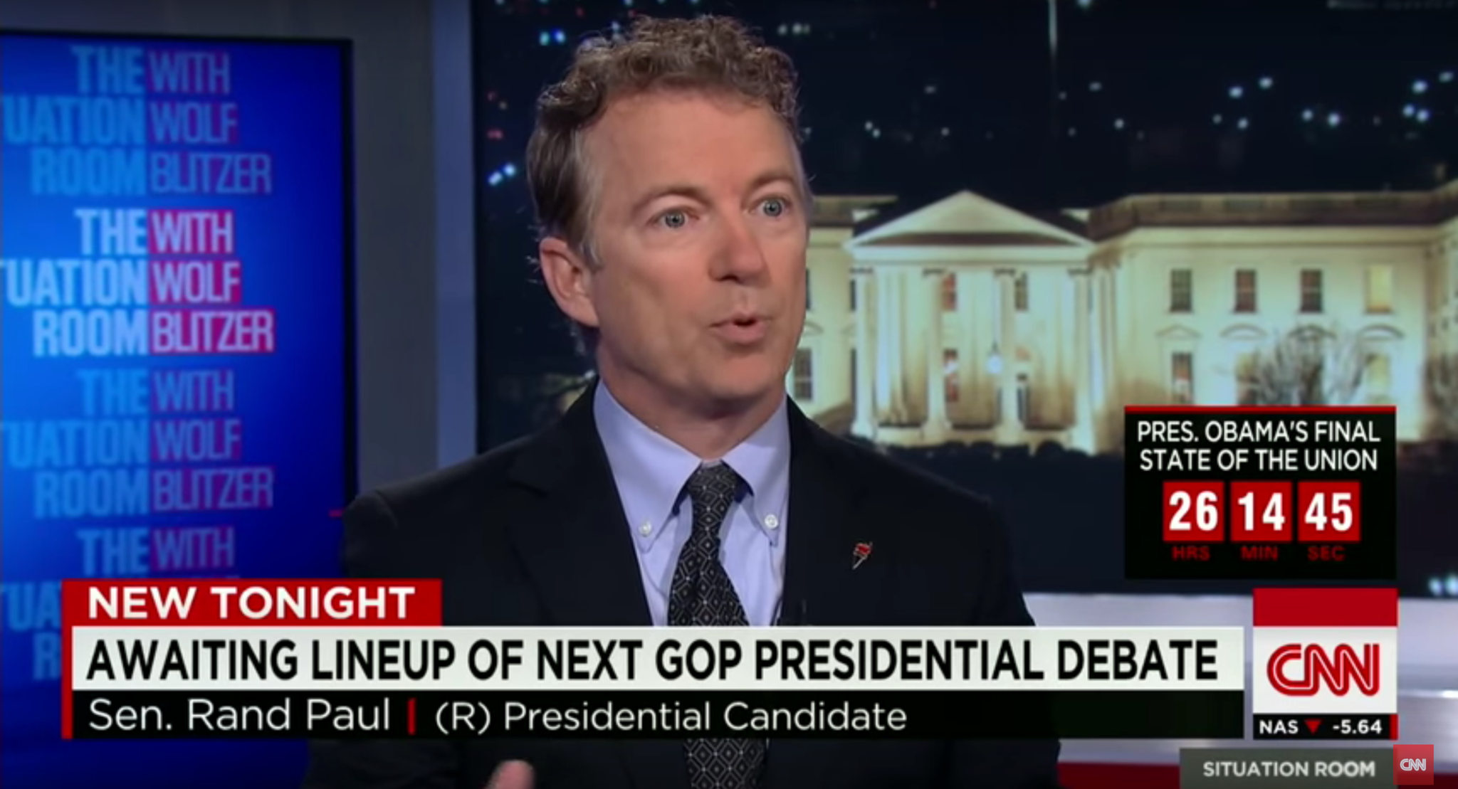 WATCH: Rand Paul explains why he is boycotting the next debate (Video)