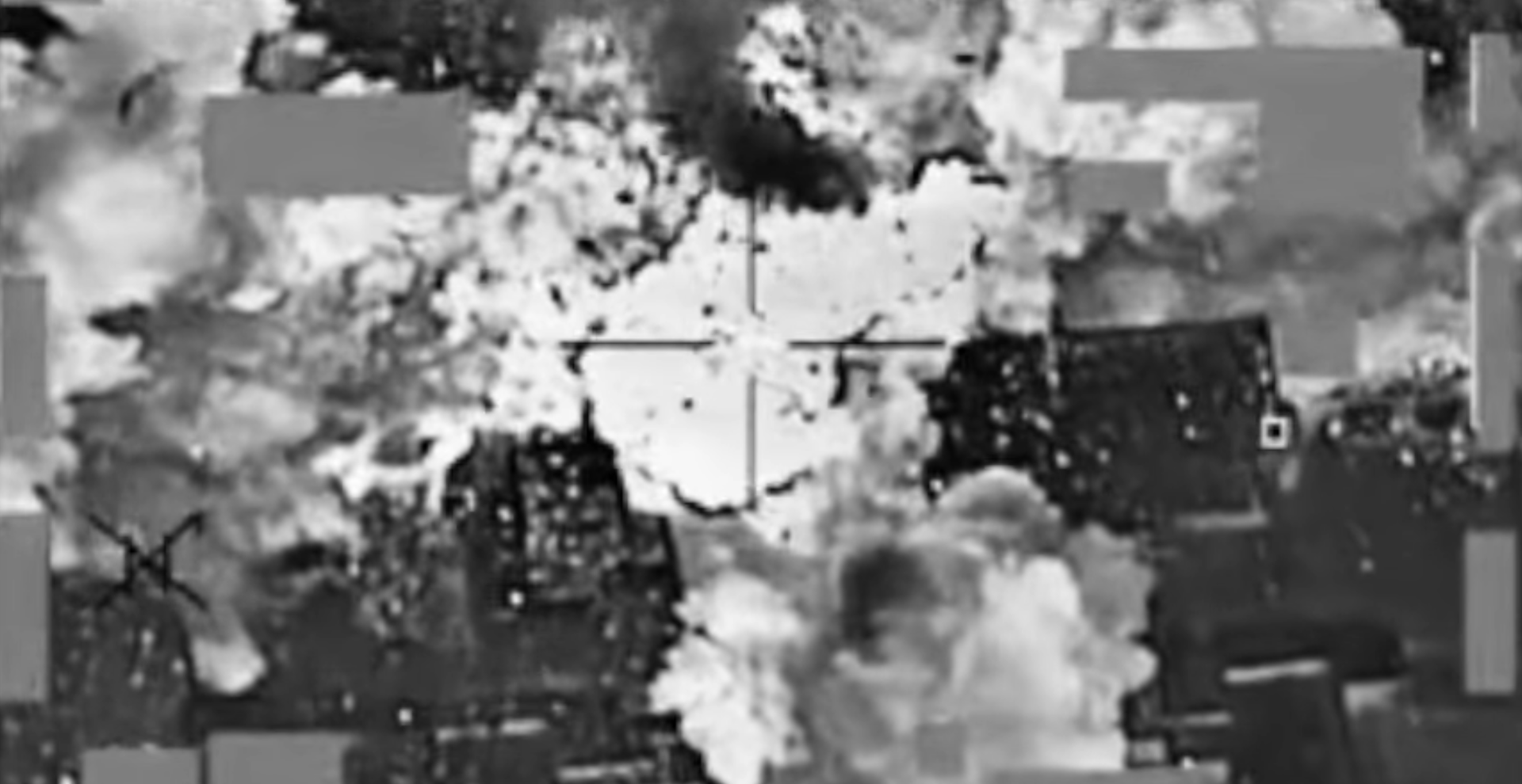Pentagon Releases Video of US airstrike Destroying ISIS Cash Stockpile
