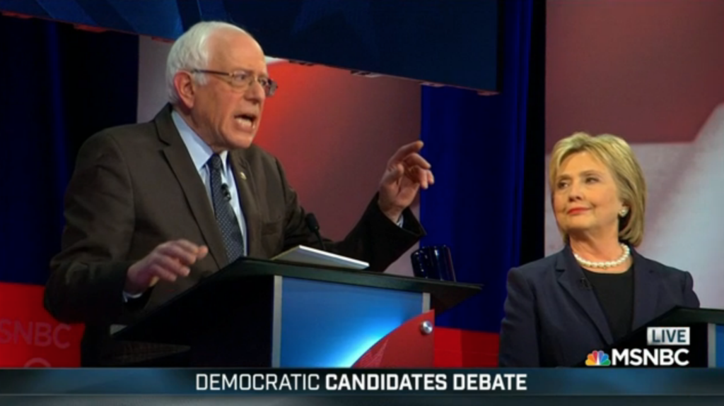 POLL: Who won the New Hampshire Democratic Debate?