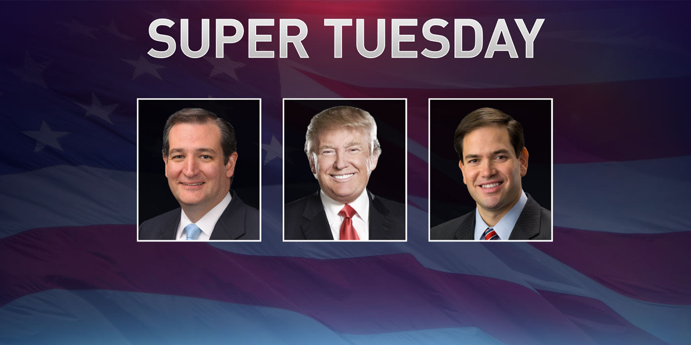 LIVE: Super Tuesday Election Results