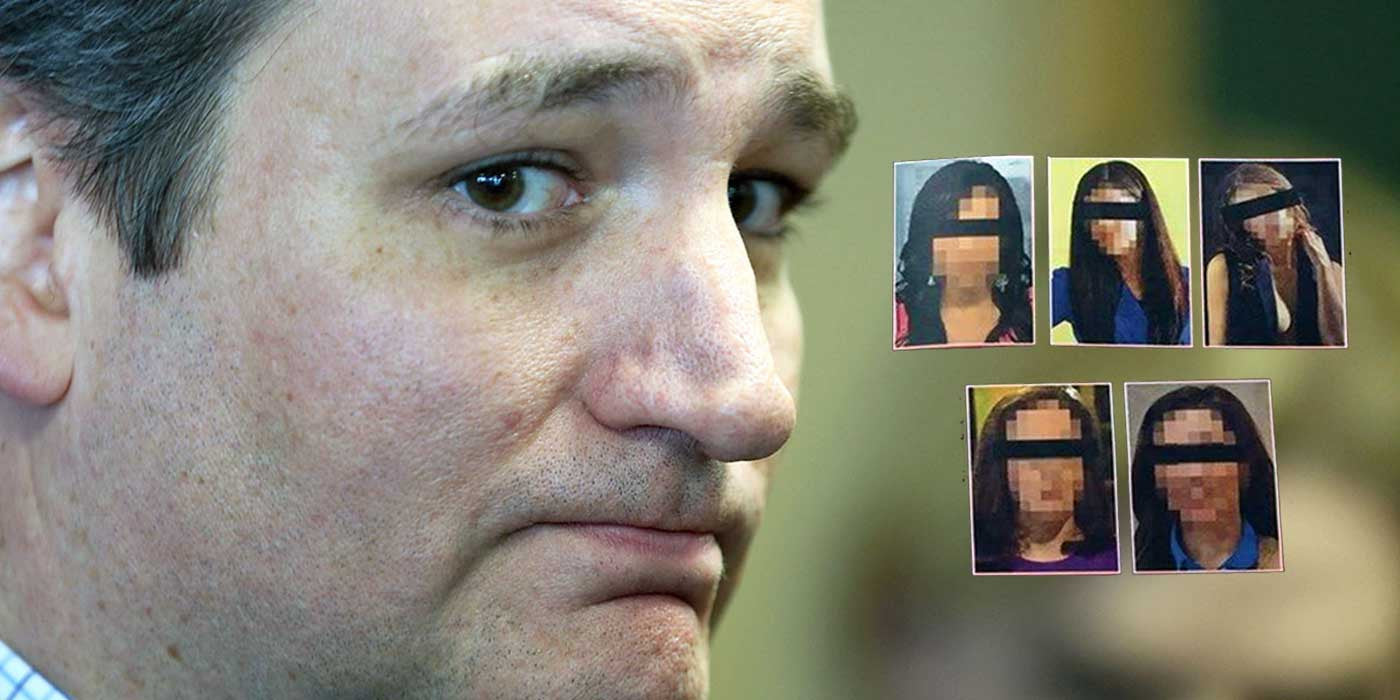We asked 30,000 voters about the Ted Cruz Sex Scandal