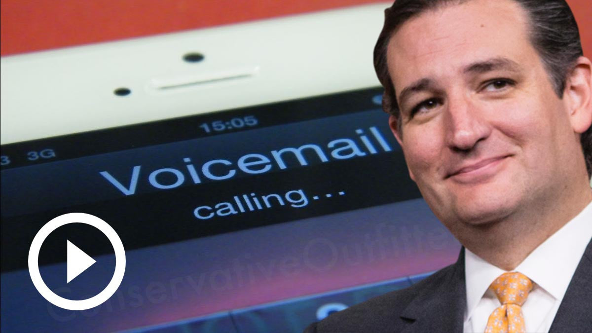 Listen to the damning Ted Cruz voicemails that hurt Ben Carson in Iowa