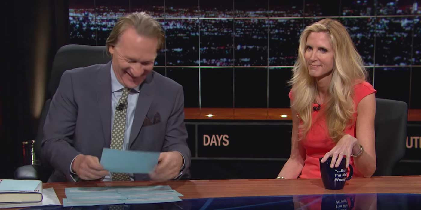 VIDEO: Ann Coulter Was Laughed At For Predicting Trump