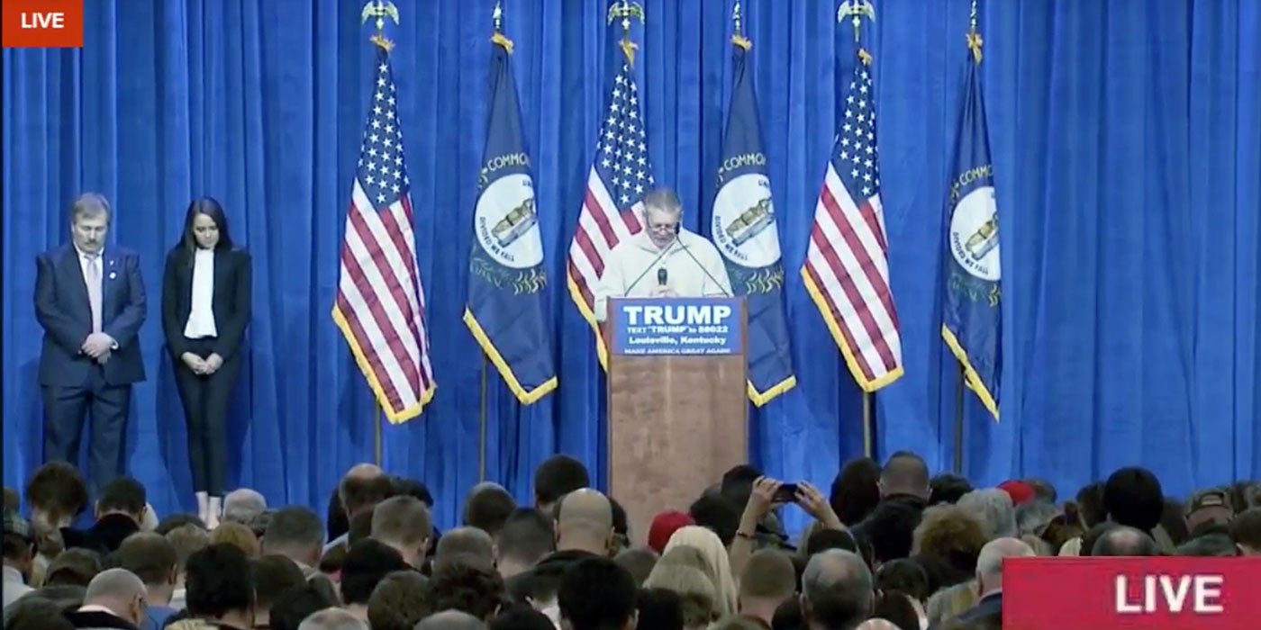 LIVE STREAM: Donald Trump Super Tuesday Rally