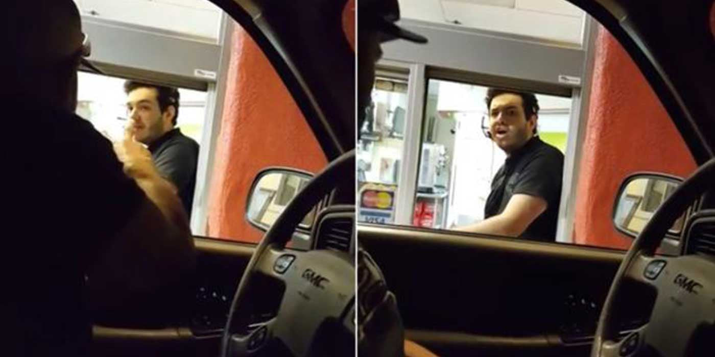 UPDATE: Del Taco Owner Fires Son After Video Goes Viral