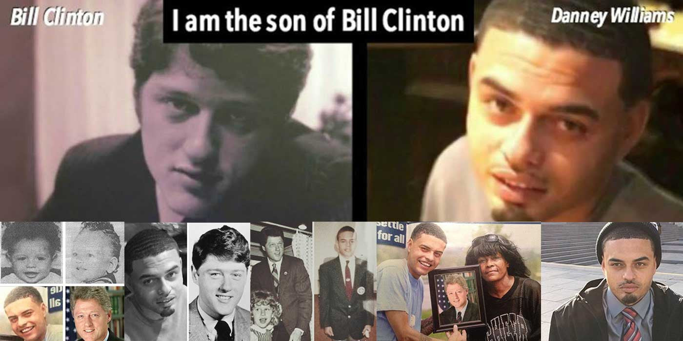 VIDEO: Bill Clinton's love child son breaks his silence... 'I AM REAL'