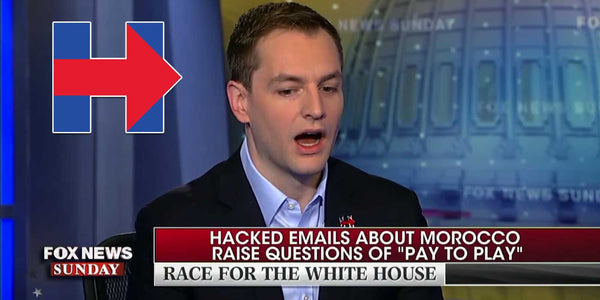 VIDEO: Chris Wallace Grills Clinton Campaign Manager Over WikiLeaks