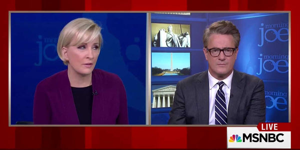 VIDEO: Crying MSNBC Host Tells Viewers: 'We are all really nervous'...