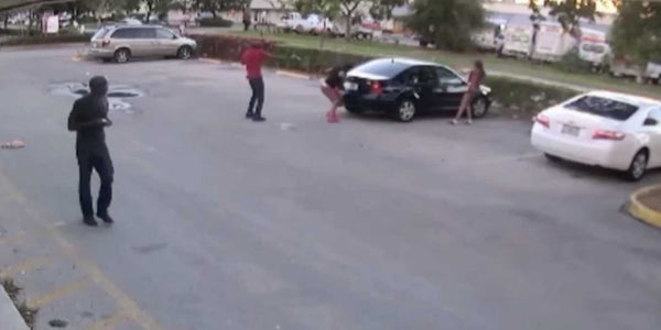 VIDEO: Execution-style Murder Caught on Camera, Man Shot 12 Times