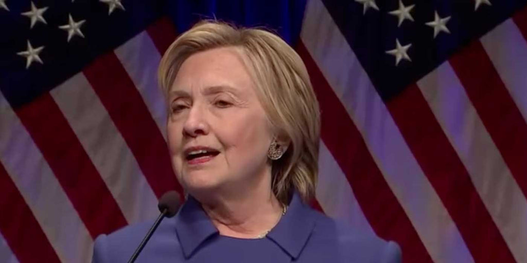 VIDEO: Hillary says she wanted to 'Curl up and never leave the house'