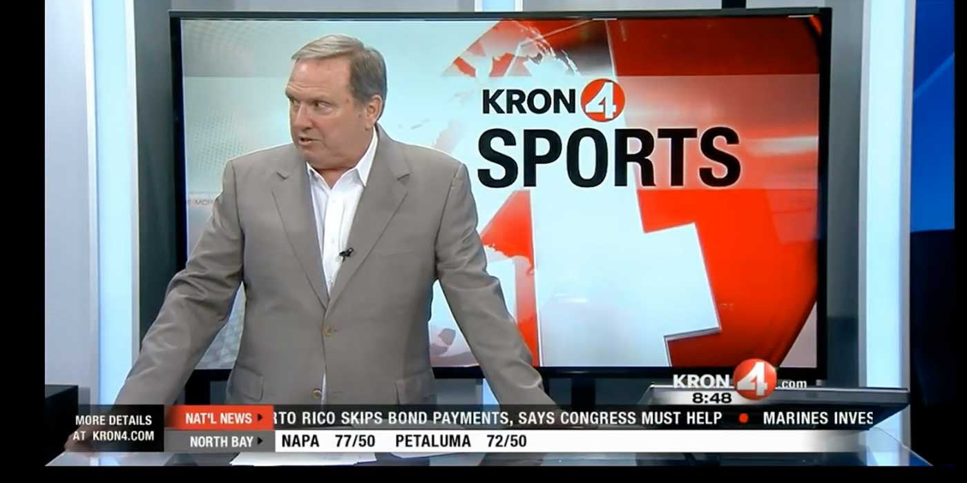 VIDEO: Local Sports Anchor Has A Meltdown LIVE On TV