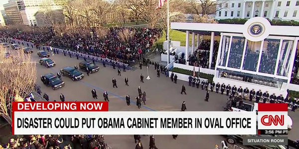 VIDEO: Outrage After CNN Runs Full Story About Trump Assassination