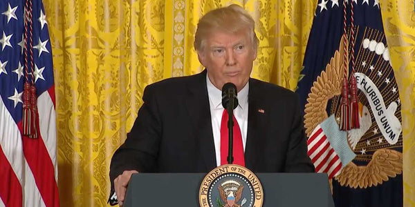 VIDEO: President Donald Trump's Press Conference (2/16/17)