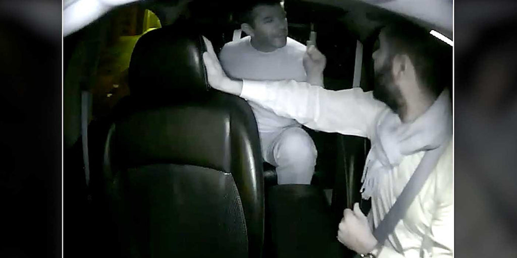 VIDEO: Uber CEO Caught on Camera Arguing with Uber Driver