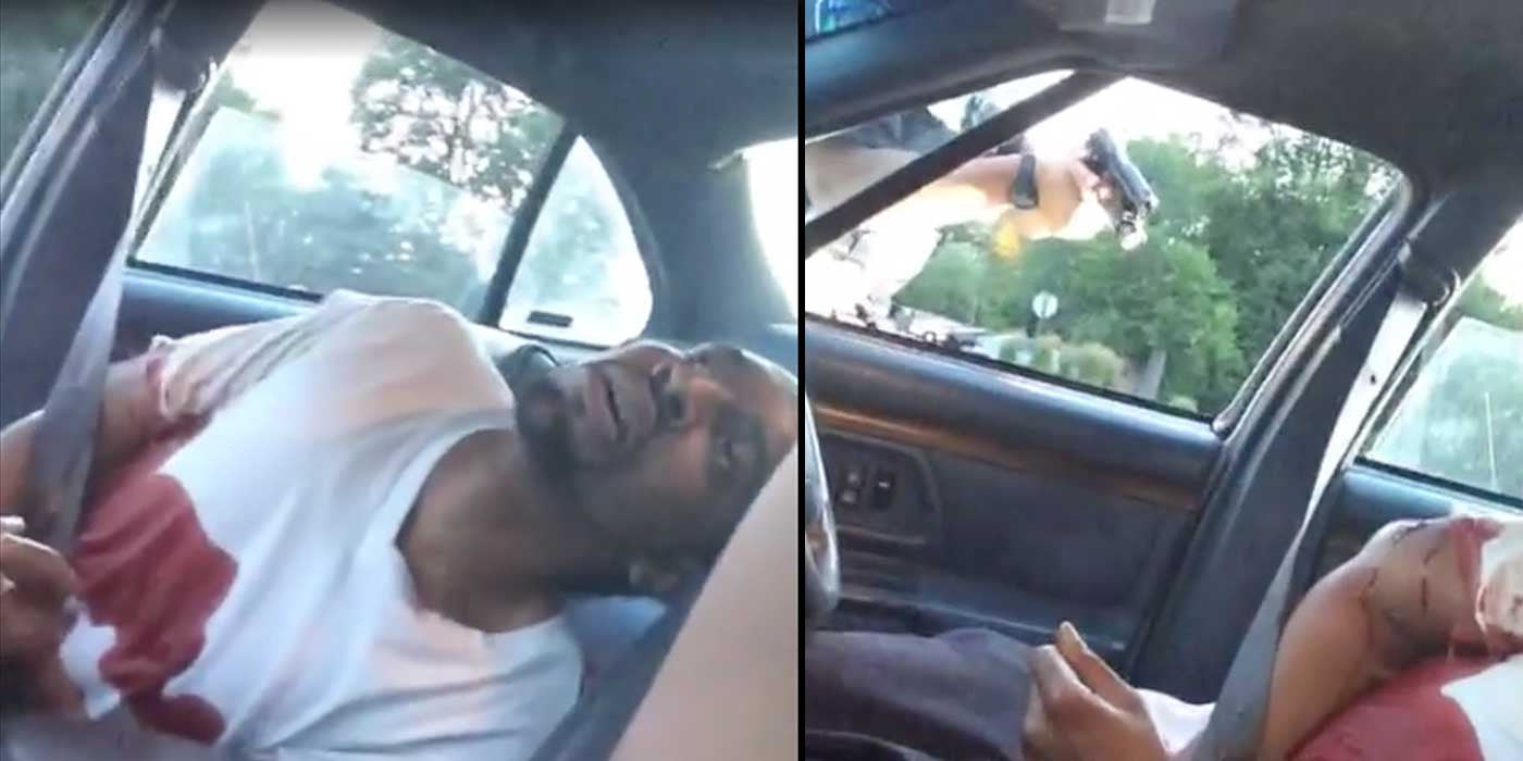 VIDEO: Woman broadcasts police shooting her boyfriend on Facebook Live