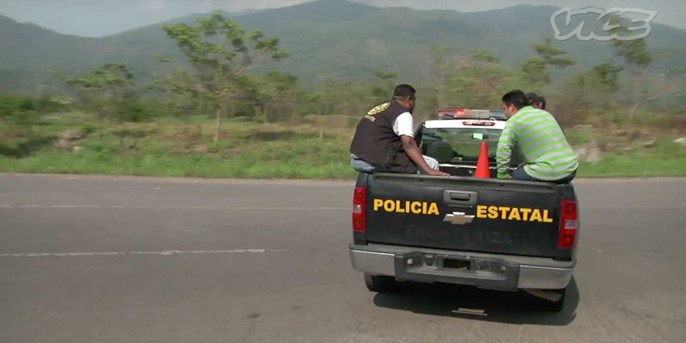 VIDEO: Crossing Mexico's Other Border