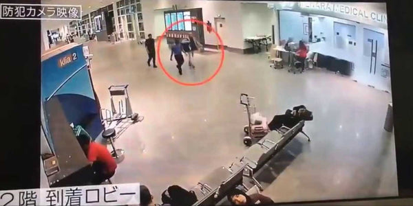 WATCH: Airport CCTV video shows assassination of Kim Jong Un's brother