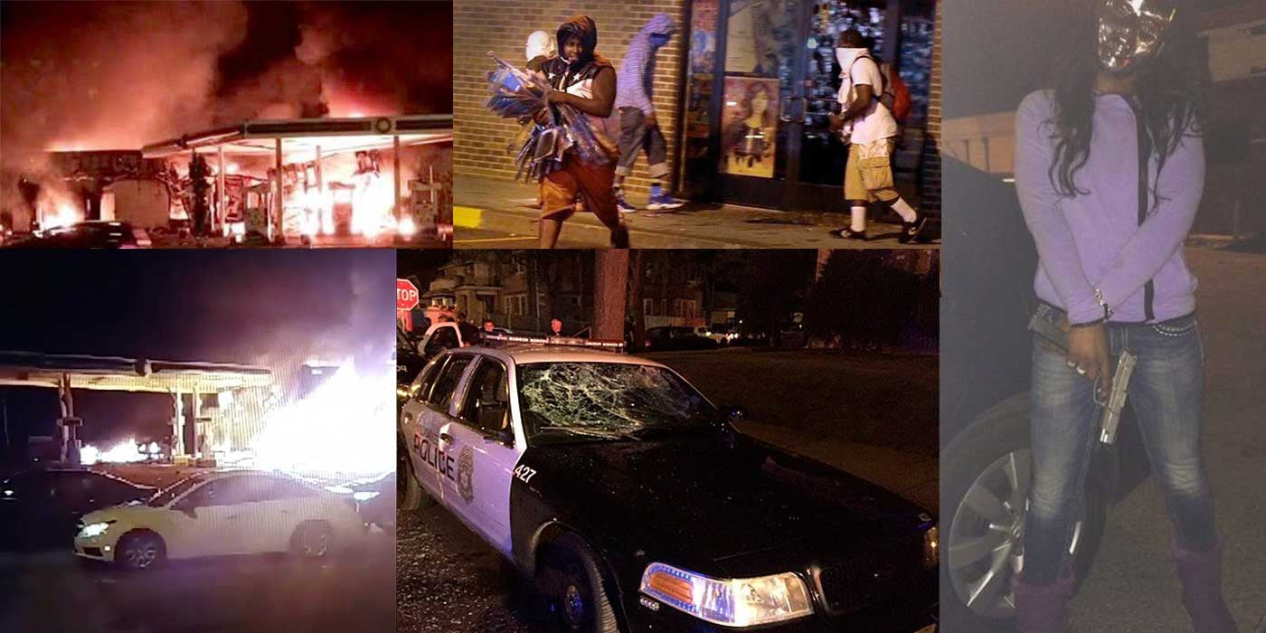 WATCH: Black Lives Matter Rioters Torch Milwaukee (VIDEO)