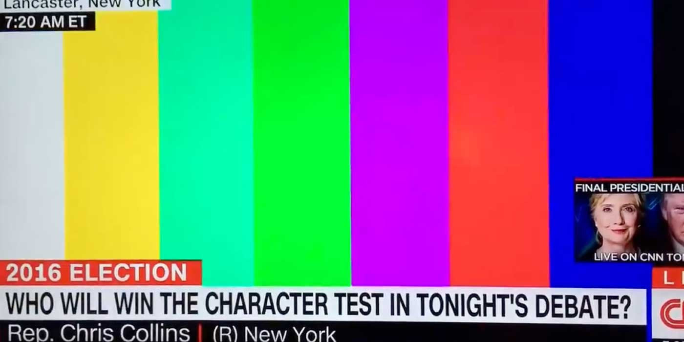WATCH: CNN Cuts Live Feed After Congressman Mentions WikiLeaks (VIDEO)
