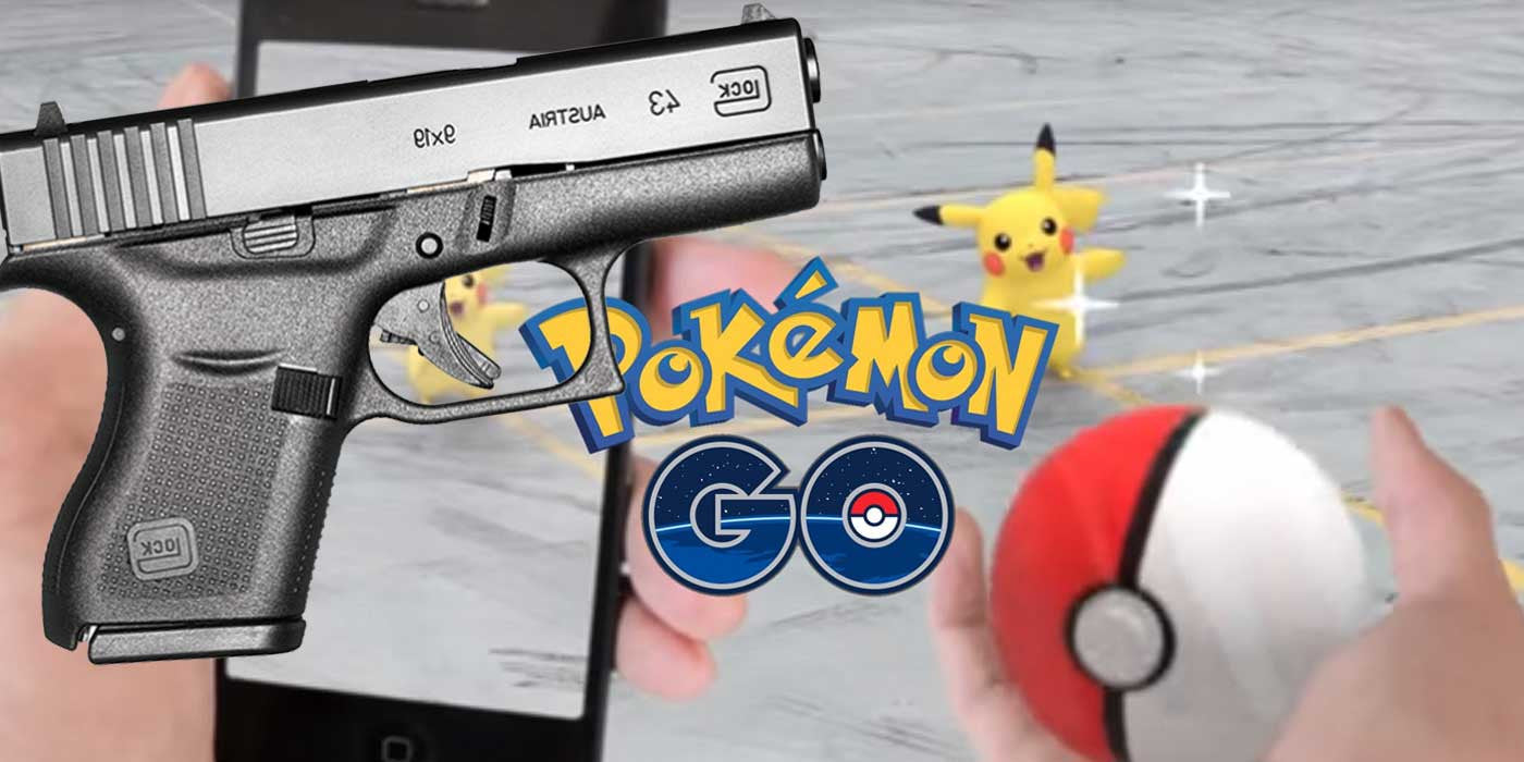 VIDEO: Criminals Using Pokemon Go To Rob Victims At Gunpoint