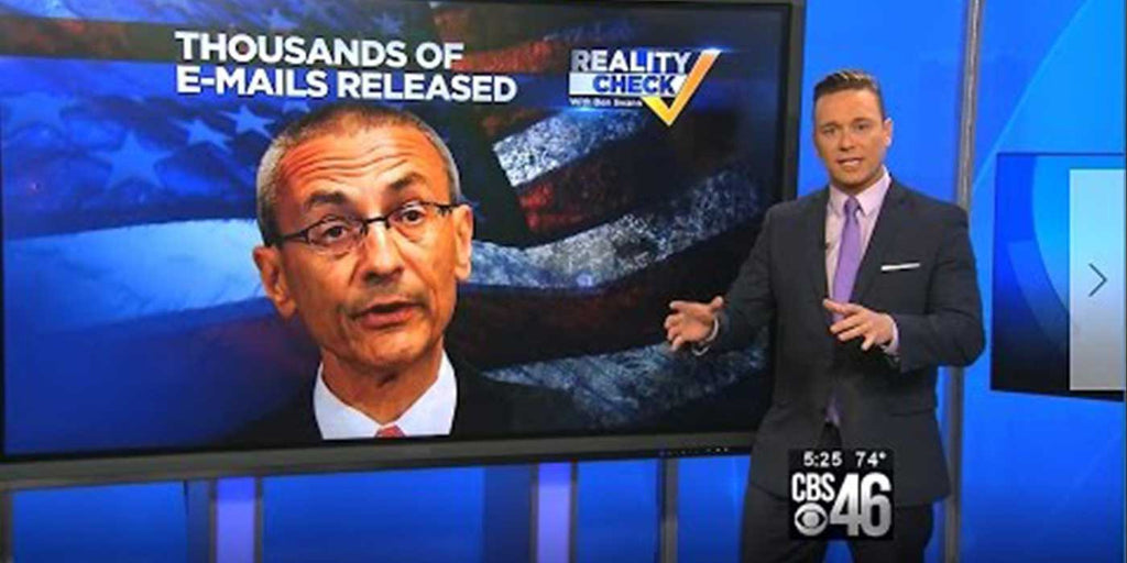 WATCH: Doesn't Matter WHO Hacked Podesta, If Emails are TRUE (VIDEO)