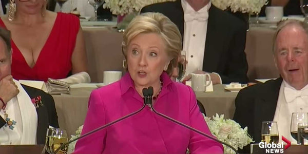 WATCH: Hillary Clinton refers to Barack Obama as a Muslim (VIDEO)