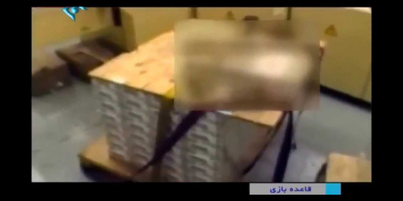 WATCH: Iran Releases Video Showing The $400 Million Pallets Of Cash