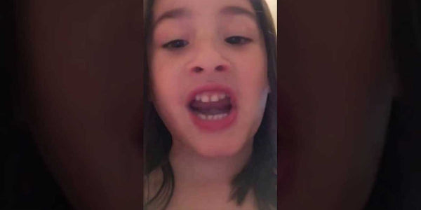 WATCH: Little girl goes on epic rant against Hillary Clinton (VIDEO)