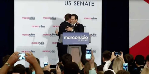 WATCH: Marco Rubio Wins Nomination After Promising Not To Run (VIDEO)