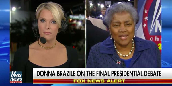 WATCH: Megyn Kelly Destroys Donna Brazile after debate (FULL VIDEO)