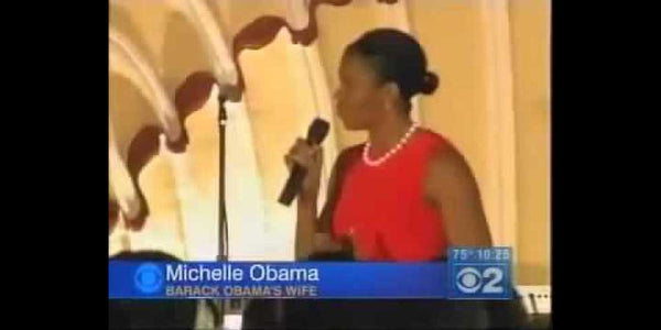 WATCH: Michelle Obama Attacks Hillary Clinton (VIDEO)