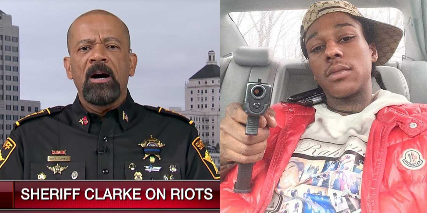 WATCH--Milwaukee-Sheriff-Blames-Liberals