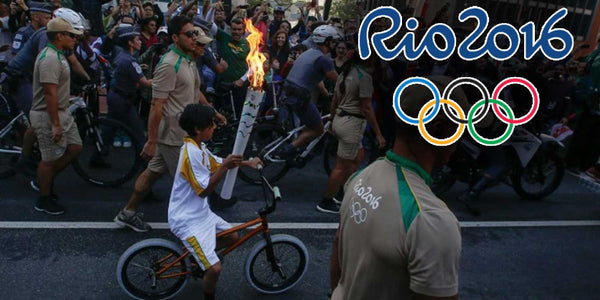 WATCH: Protesters Steal Olympic Torch In Rio de Janerio Brazil (VIDEO)