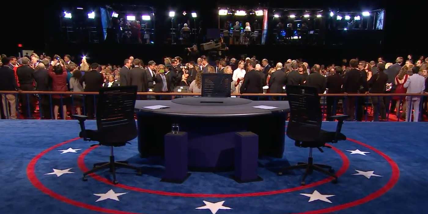 WATCH: The 2016 Vice Presidential Debate (LIVE STREAM)