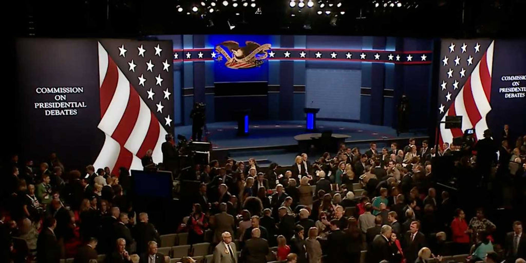 WATCH: The Third 2016 Presidential Debate (LIVE STREAM)