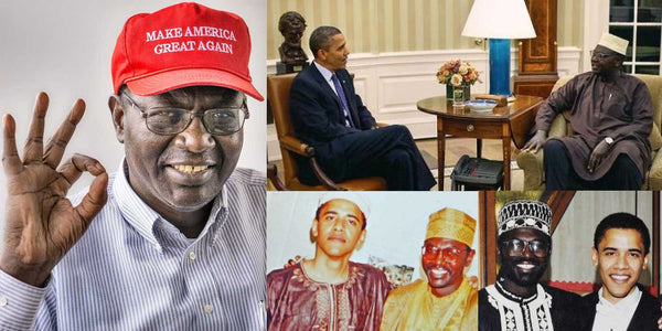 WATCH: Why President Obama's Brother Is Voting For Trump (VIDEO)
