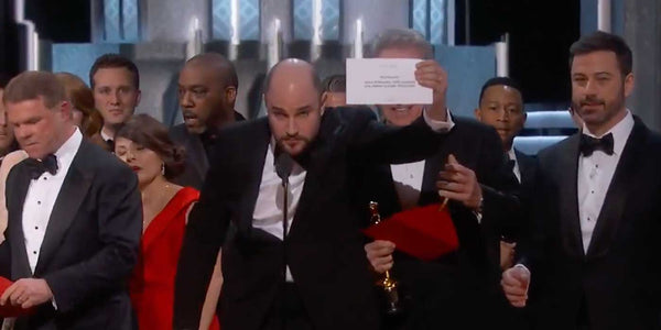 WATCH: Fake Oscar Winner Announced for Best Picture (VIDEO)