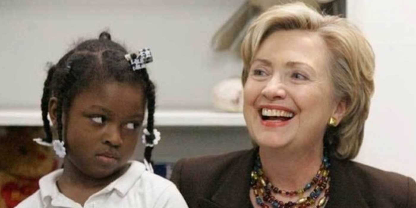 Watch How Hillary Panders To Black And Hispanic People