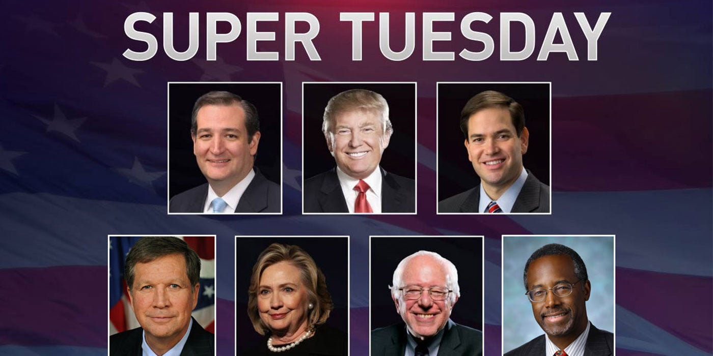 Who Won Super Tuesday?
